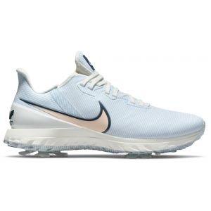 Nike Air Zoom Infinity Tour NRG Golf Shoes Hydrogen Blue/Sail/Obsidian/Crimson Tint