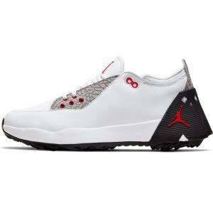 Nike Air Jordan ADG 2 Spikeless Golf Shoes 2020 - White/Black/Grey/Red
