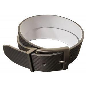 Nike Junior Carbon Fiber Textured Reversible Golf Belt - Bs5035