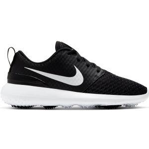 Nike Junior Roshe G Golf Shoes Black/White 2020