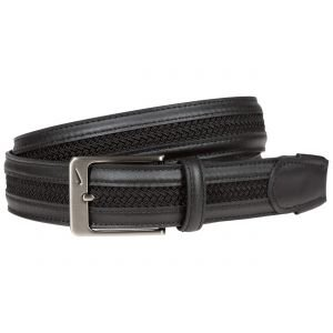 Nike Leather Woven G-Flex Belt - ON SALE