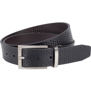 Nike Perforated Reversible Belt Black/Brown