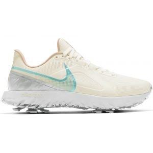 Nike React Infinity Pro Golf Shoes Sail/Light Dew/Crimson Tint/Photon Dust