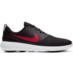 Nike Roshe G Golf Shoes 2020 - Black/University Red/White