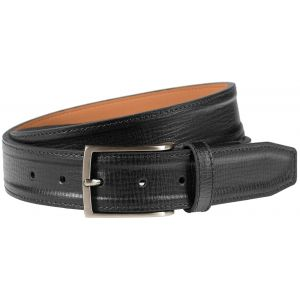 Nike Golf Trapunto Leather G-Flex Belt - ON SALE