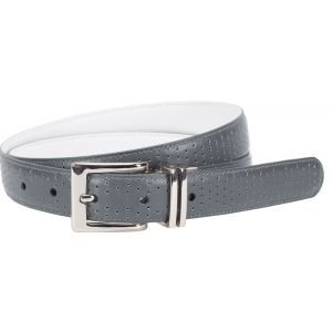 Nike Womens Perf To Smooth Reversible Belt Grey/White