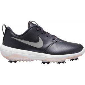 Nike Womens Roshe G Tour Golf Shoes - Gridiron/Reflect Silver/Pink