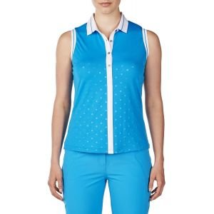 Nivo Womens Danni Sleeveless Golf Polo