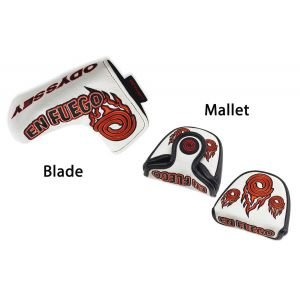 Odyssey Limited Edition En Fuego Putter Headcover