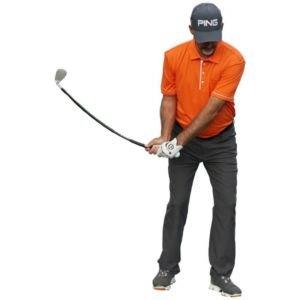 Orange Whip Wedge Swing Trainer