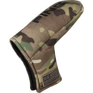 Ping Golf Multicam Blade Putter Headcover