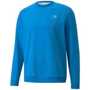Puma AP CLOUDSPUN Crewneck Golf Sweater Arnold Palmer Collection