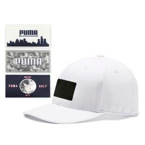 Puma Detroit Patch Snapback Golf Hat