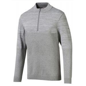 Puma Evoknit 1/4 Zip Golf Sweater Pullover