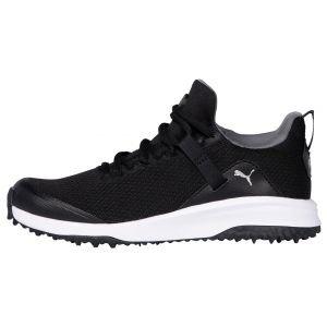 PUMA Fusion Evo Golf Shoes Puma Black/Quiet Shade