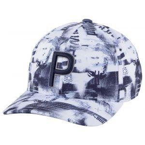 Puma Hacked P Snapback Golf Hat