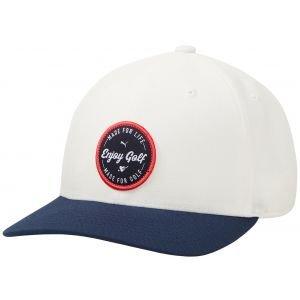 PUMA Hit N' Hope Snapback Golf Hat