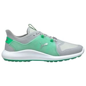 PUMA IGNITE Fasten8 Flash FM Golf Shoes 2021 High Rise/Island Green
