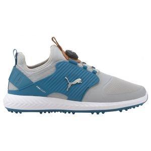 Puma IGNITE PWRADAPT Caged Disc Golf Shoes High Rise/Silver/Digi Blue