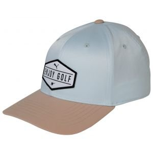 PUMA Punch-Out Snapback Golf Hat