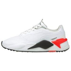 PUMA RS-G Golf Shoes Puma White/Puma Black/Red Blast