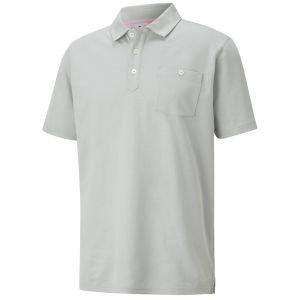 Puma Arnold Palmer Collection Signature Pocket Golf Polo Shirt