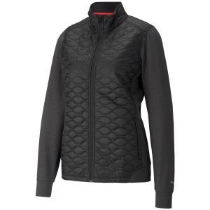 PUMA Women's CLOUDSPUN WRMLBL Golf Jacket