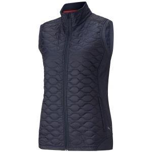 PUMA Women's CLOUDSPUN WRMLBL Golf Vest