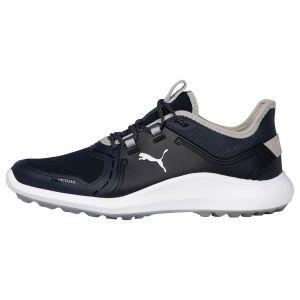 Puma Womens IGNITE Fasten8 Golf Shoes - Navy Blazer/Puma Silver/High Rise