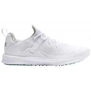Puma Womens Laguna Fusion Sport Golf Shoes White/White 2020
