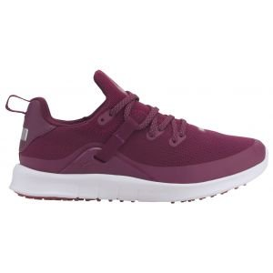 Puma Womens Laguna Sport Golf Shoes Purple/White