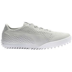 Puma Womens Monolite Cat Em Golf Shoes 2020 - Gray Violet/White