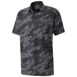 PUMA X Camouflage Golf Polo