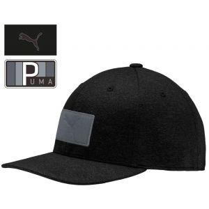 PUMA Youth Boys Utility Patch Snapback Junior Golf Hat