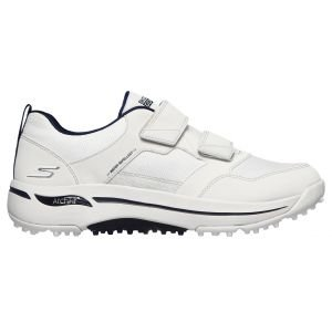 Skechers GO GOLF Arch Fit Front Nine Golf Shoes White/Navy