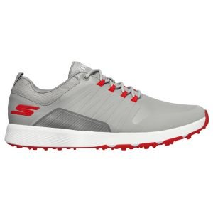 Skechers GO GOLF Elite 4 Victory Golf Shoes Gray/Red