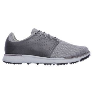 Skechers Go Golf Elite V3 Approach Golf Shoes Charcoal