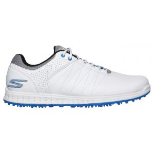 Skechers Go Golf Pivot Golf Shoes - White/Gray