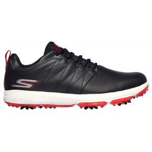Skechers GO GOLF Pro 4 Legacy Golf Shoes Black/Red