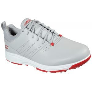 Skechers GO GOLF Torque Pro Golf Shoes Gray/Red