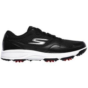 Skechers Go Golf Torque Sport RF Golf Shoes Black/White