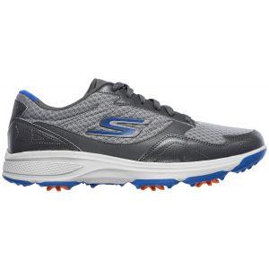 Skechers Go Golf Torque Sport RF Golf Shoes Charcoal Blue