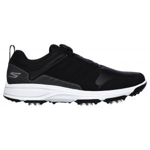 Skechers Go Golf Torque Twist Golf Shoes Black/White 2020
