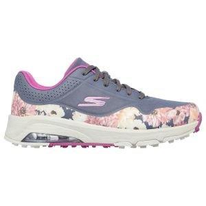 Skechers Womens GO GOLF Skech Air Tropics Golf Shoes Navy/Multi