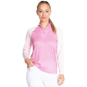 Sport Haley Women's Lola Long Sleeve Golf Polo