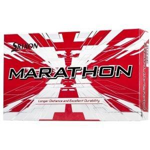 Srixon Marathon 2 Golf Balls White 15 Pack