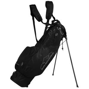 Sun Mountain 2.5+ Stand Bag 2022 - BLACK/WHITE/RED