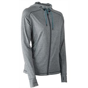 Sun Mountain Womens Second Layer Golf Jacket With Hood