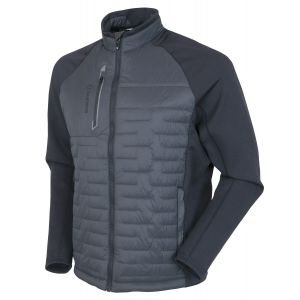 Sunice Hamilton Hybrid Climaloft Lightweight Thermal Stretch Golf Jacket