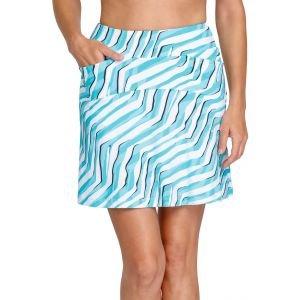"""Tail Women's Dani 18"""" Golf Skort Zebra Twist"""